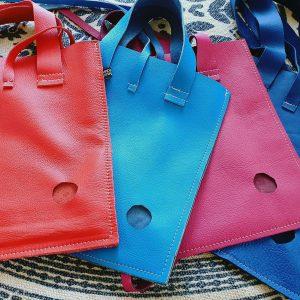 Bag-in-box väskor Sommarkollektion